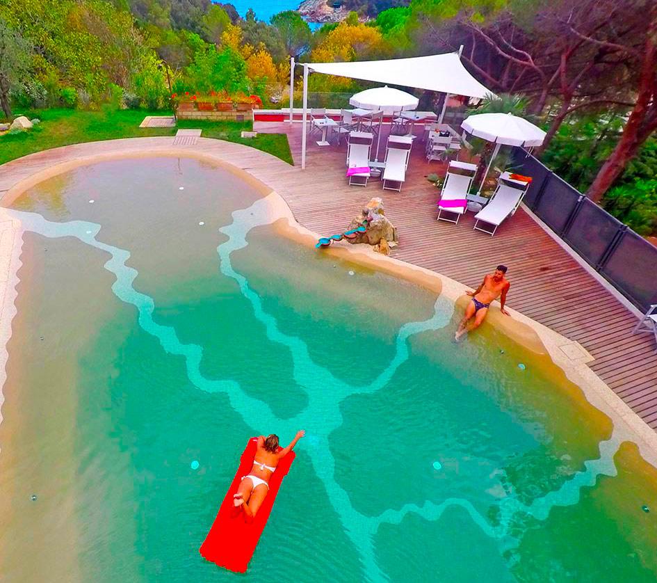 Paesaggi D Acqua Piscine paesaggi d'acqua realizzazione di piscine naturali a cecina (li)