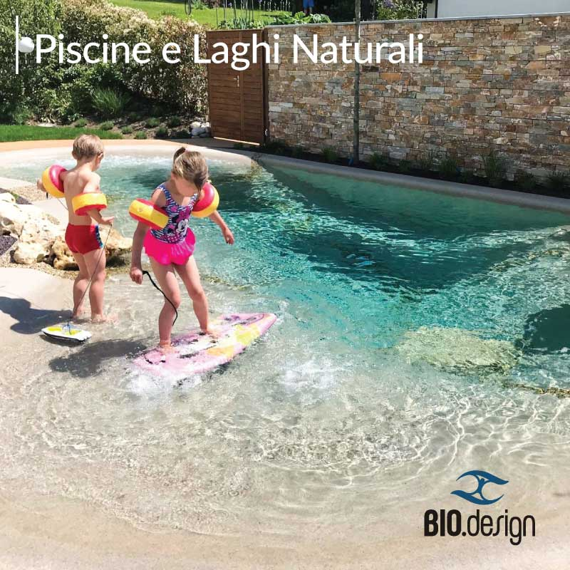 Piscine e Laghi naturali Bio.design